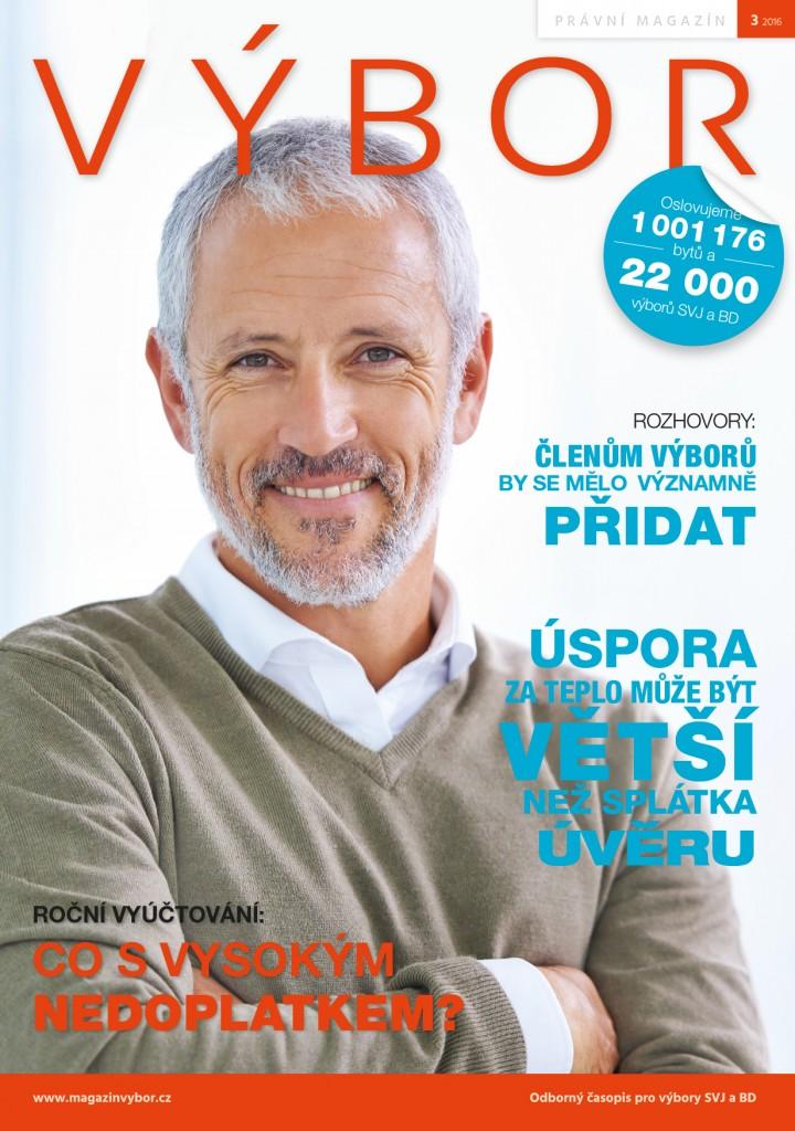 Nové číslo magazínu Výbor 3/2016