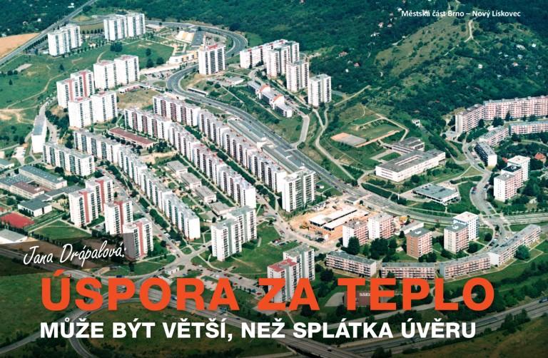 Brno Nový Lískovec