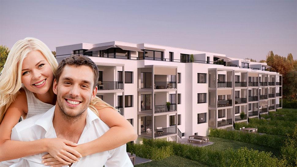 Úvery pro bytové domy